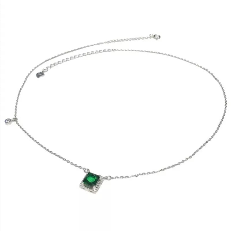 Enigma Necklace- 925 Silver