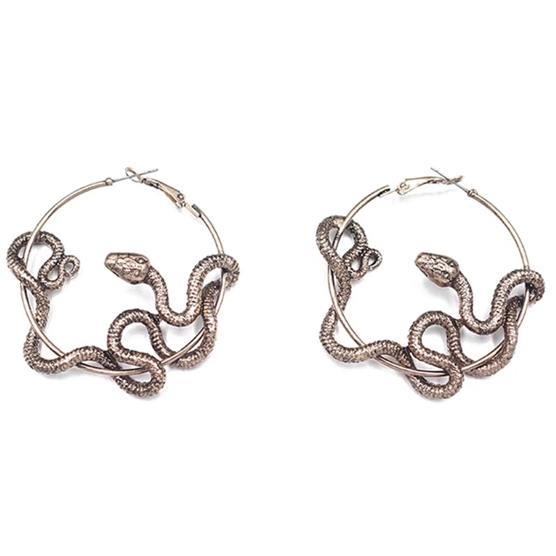 Python Earrings