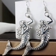 Load image into Gallery viewer, Mermaid Earrings