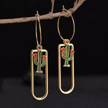 Load image into Gallery viewer, Desert Rose Earrings