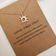 Load image into Gallery viewer, Good Vibes Necklace