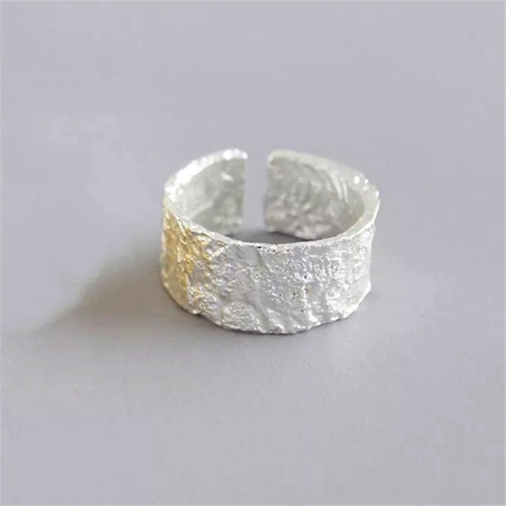 Foil Ring- 925 Silver