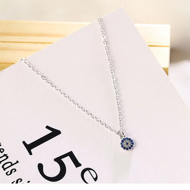 Cosmic Necklace- 925 Silver