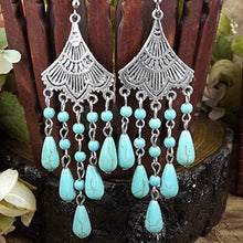 Load image into Gallery viewer, Blue Lagoon Earrings