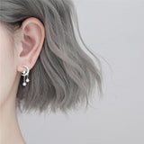 Ursula Earrings- 925 Silver