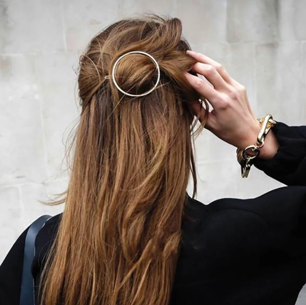 Halo Hair Barrette
