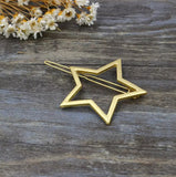Star Hair Barrette