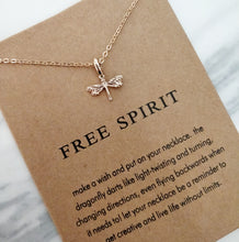 Load image into Gallery viewer, Free Spirit Necklace