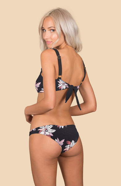 Paradise Bottom - (Star Lily/Black)