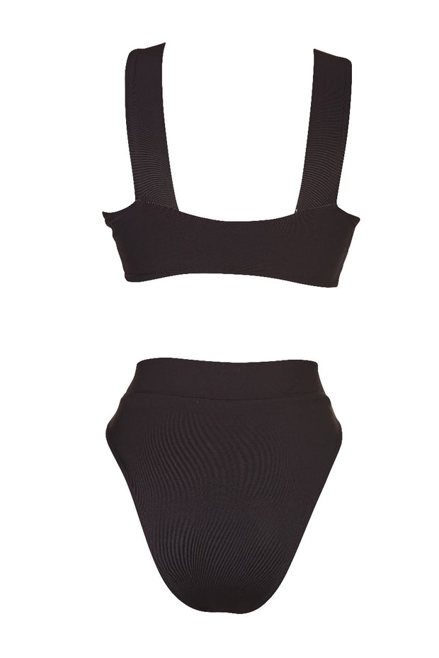 Coco Top -  (Black/Bellini)