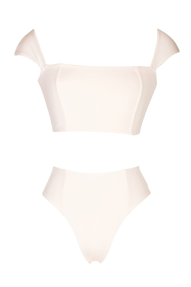 Chloe Top - (Sunset/Shell)