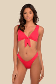 Catalina Bottom - (Rouge/Hot Pink)