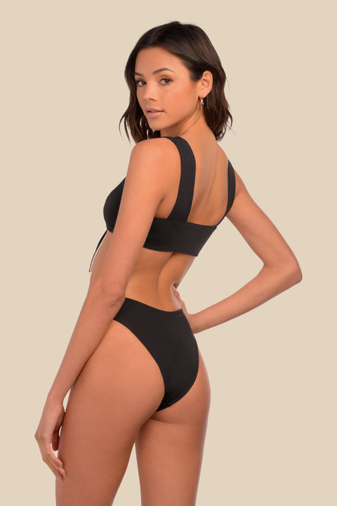Catalina Bottom - (Shell/Black)