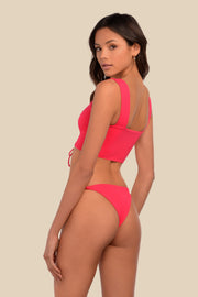 Eva Bottom - (Rouge/Hot Pink)