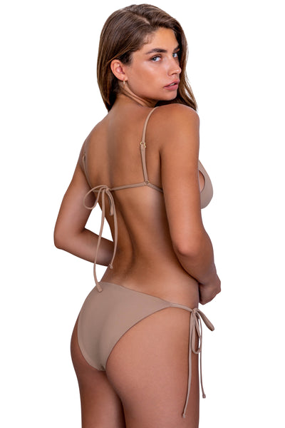 Gemma Bottom - (Rose Gold/Latte)