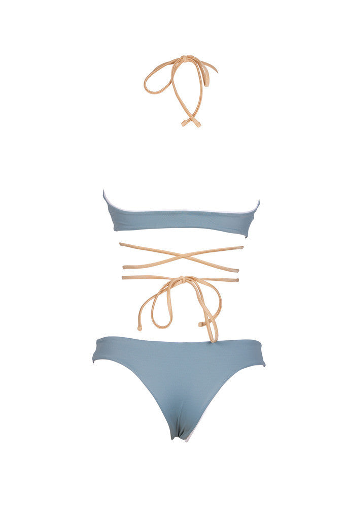 Sunchaser Bottom - (Moonstone/White)