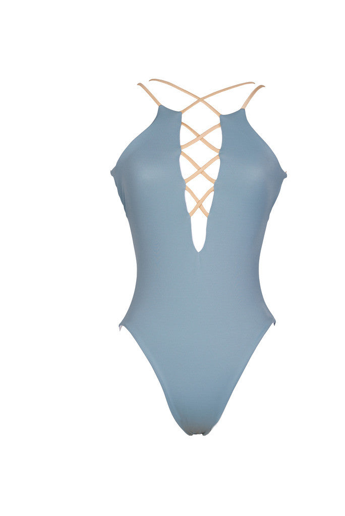 Enchanted One Piece - (Moonstone/White)