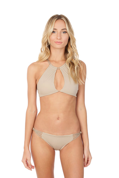 Sahara Brazilian Bottom - (Peach/Tan)
