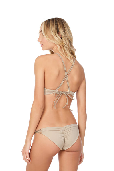 Sahara Full Bottom - (Peach/Tan)