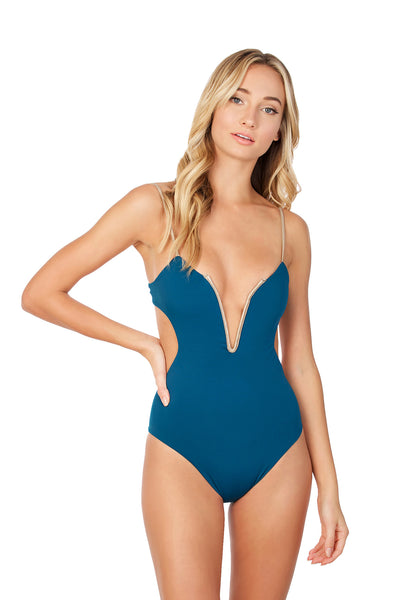 Golden One Piece - (Fiji/Bare)