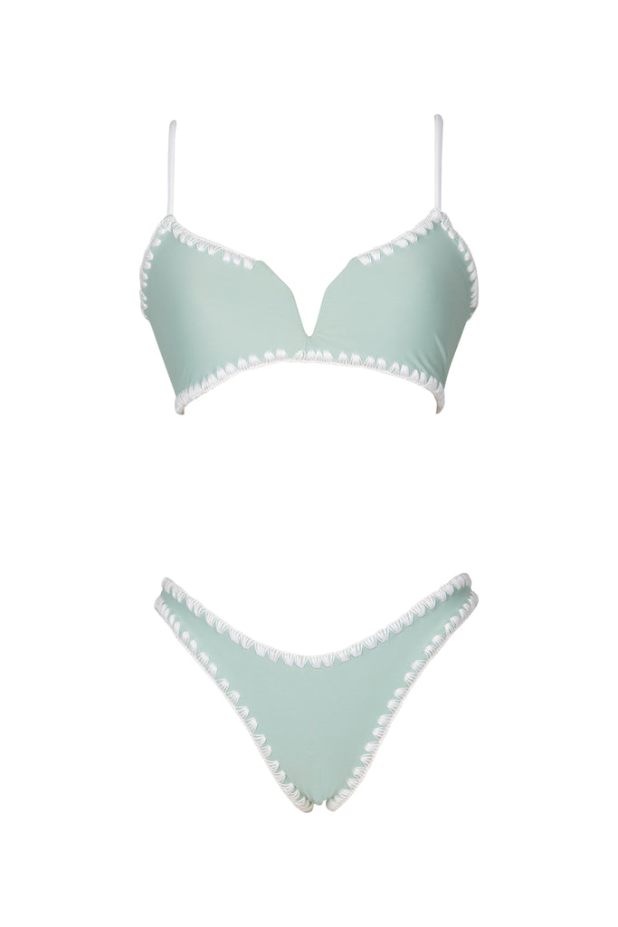 Cabana Top -  (Sea/Bare)