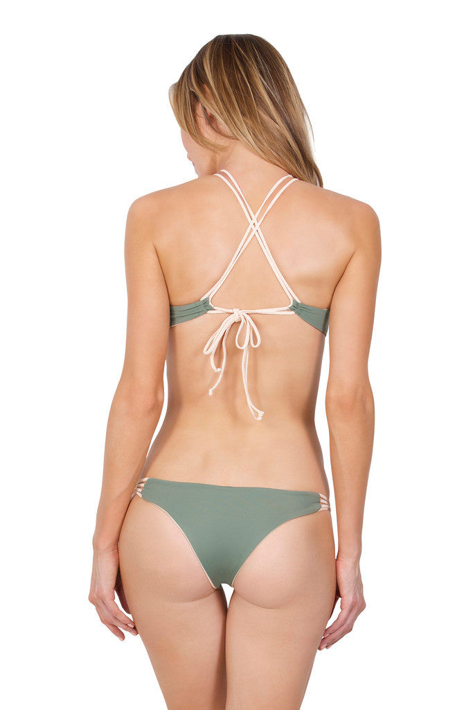 Sahara (B) Bottom - (Army Green/Bone)