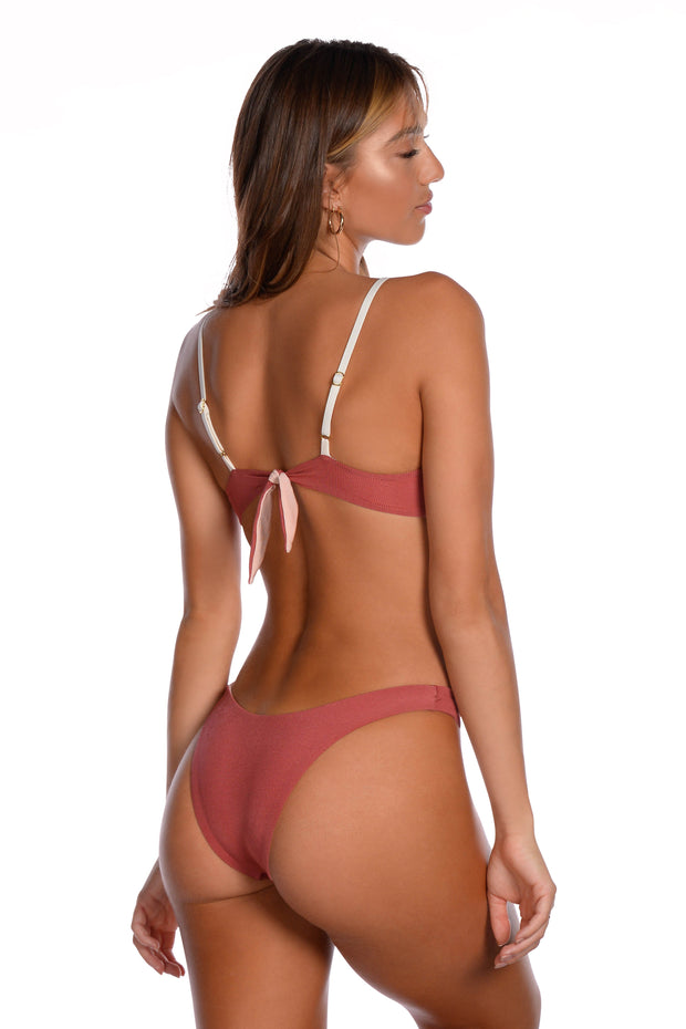 Sophia Bottom - (Spice/Pink Salt)