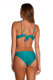 Venice Bottom - (Jade Floral/Jade)
