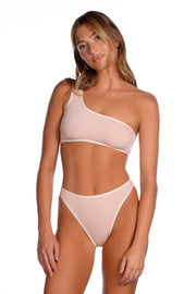Lauren Top - (Spice/Pink Salt)
