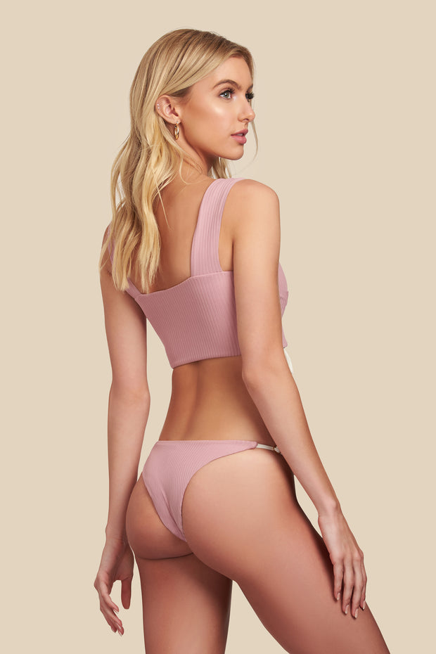 Eva Bottom - (Rib Dahlia/Rib Shell)