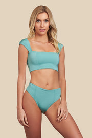 Adaline Bottom - (Tiffany/Shell)