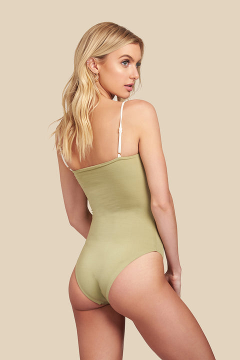 Rosie One Piece - (Ivy/Shell)