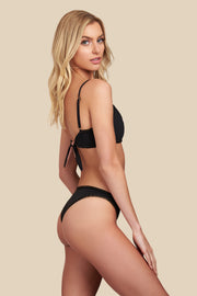 Cabana Top -  (Black/Bellini)