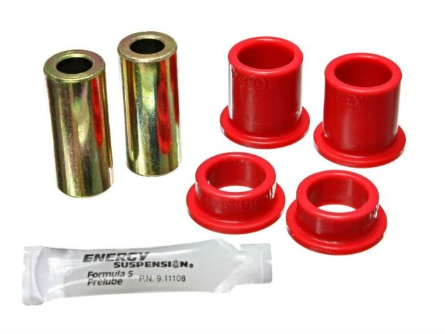Energy Suspension Rack and Pinion Bushings Red - FRS/BRZ/86
