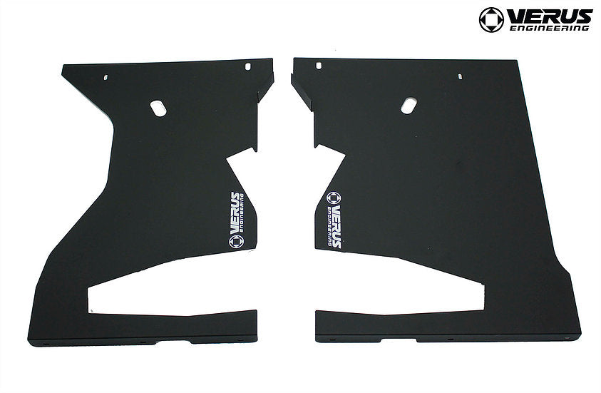 Verus Rear Suspension Covers - Subaru WRX / STI VA - Kaiju Motorsports