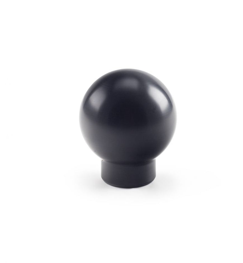 Killer B Motorsport Round Shift Knob Black Brushed 6MT - FRS/BR/86