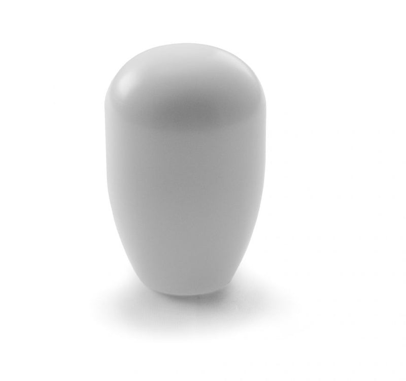 Killer B Motorsport Type-R Shift Knob White Brushed 6MT - FRS/BRZ/86