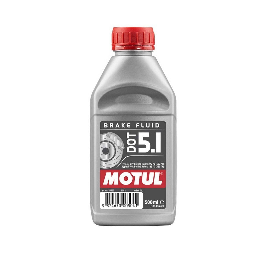 Motul DOT 5.1 Brake Fluid 500ml - Kaiju Motorsports