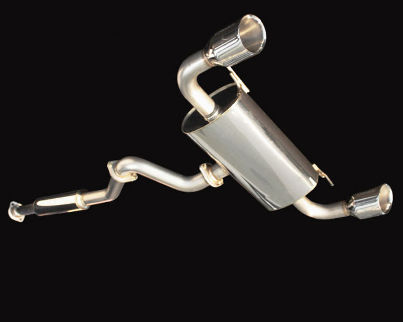 Greddy Supreme SP Cat Back Exhaust - FRS/BRZ/86