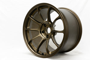 Volk Racing ZE40 (Bronze) - 19X8.5 / 5x120 / +35