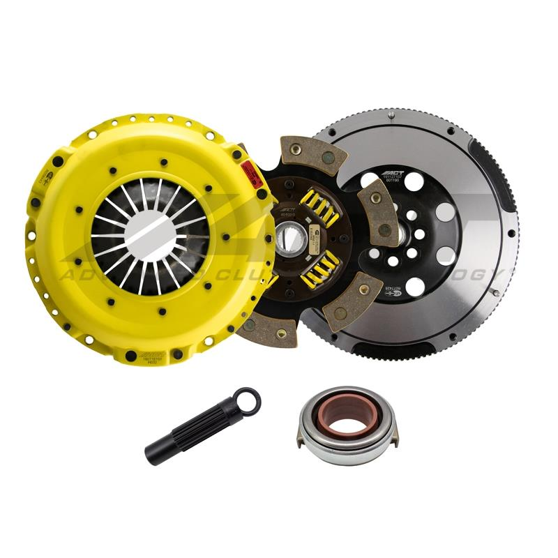 ACT HD/Race Sprung 6 Pad Clutch Kit - Civic SI 10th Gen - Kaiju Motorsports