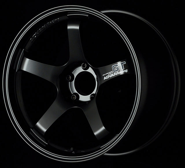 Advan Racing GT (Semi Gloss Black) - 19X9.5 / 5x120 / +35 - Kaiju Motorsports