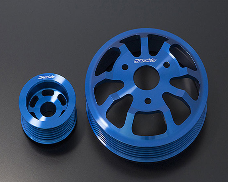 Greddy 2 Piece Water/Alt Pulley Kit - FRS/BRZ/86