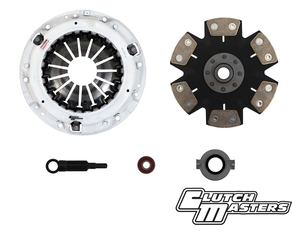 Clutch Masters FX500 6 Puck Rigid Ceramic Disc Clutch Kit - Subaru WRX VA - Kaiju Motorsports