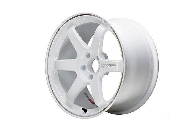 Volk Racing TE37 Ultra (Dash White) - 19X9.5 / 5x120 / +43