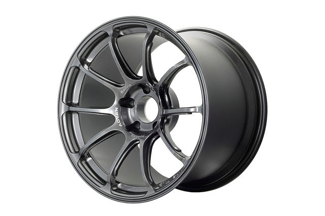 Advan Racing RZ-F2 (Racing Hyper Black) - 18X9.5 / 5x120 / +45