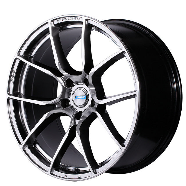 Gram Lights 57ANA (Shinning Sliver) - 19X9.5 / 5x120 / +36