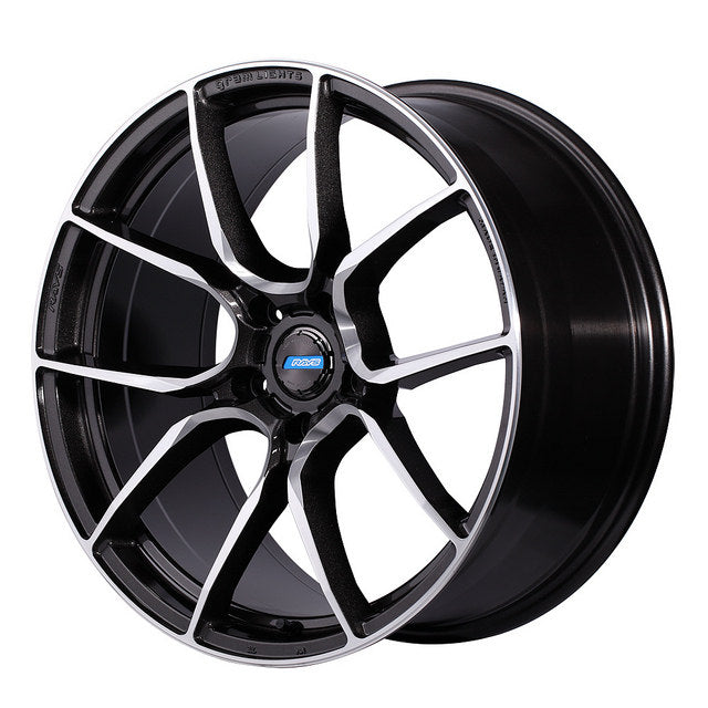 Gram Lights 57ANA (Super Dark Gunmetal) - 19X9.5 / 5x120 / +36