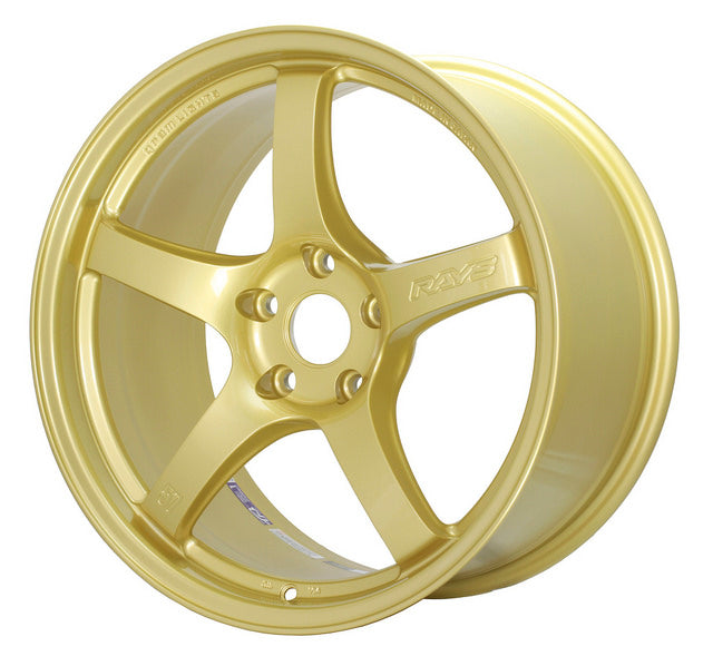 Gram Lights 57CR (E8 Gold) - 19X9.5 / 5x120 / +35 - Kaiju Motorsports