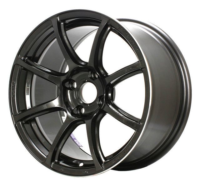 Gram Lights 57 Transcend (Super Dark gunmetal) - 19X9.5 / 5x120 / +38